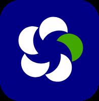 Icono de la aplicacion movil de continental assist